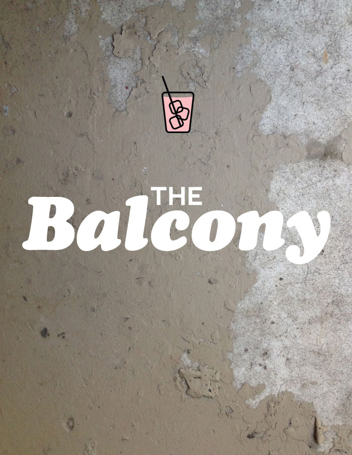 Zoë Fullen - The Balcony