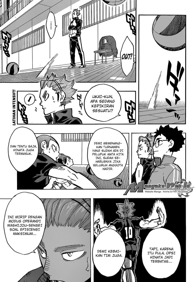 Haikyuu!! Chapter 212-1