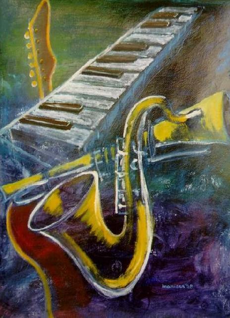 cd Recuerdos de Saxofòn by M.Teresa Saxofon