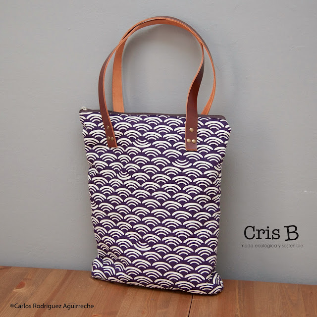 bolsos, algodón ecológico, bowling, moda sostenible, moda ecológica