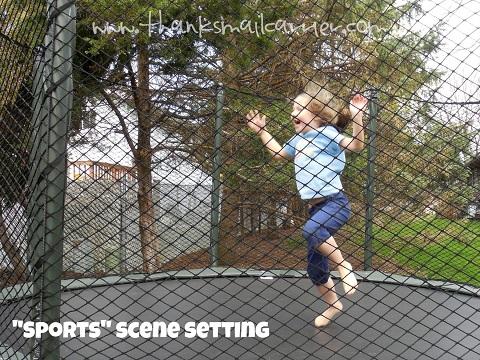 Nikon sports setting