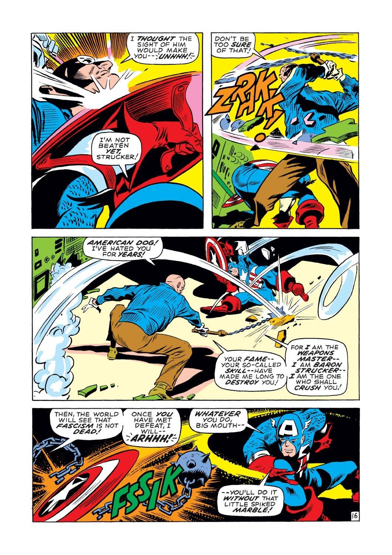 Captain America (1968) Issue #131 #45 - English 16
