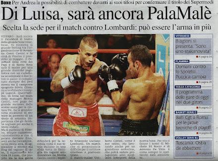IL NUOVO CORRIERE VITERBESE DELL 31.03.2012