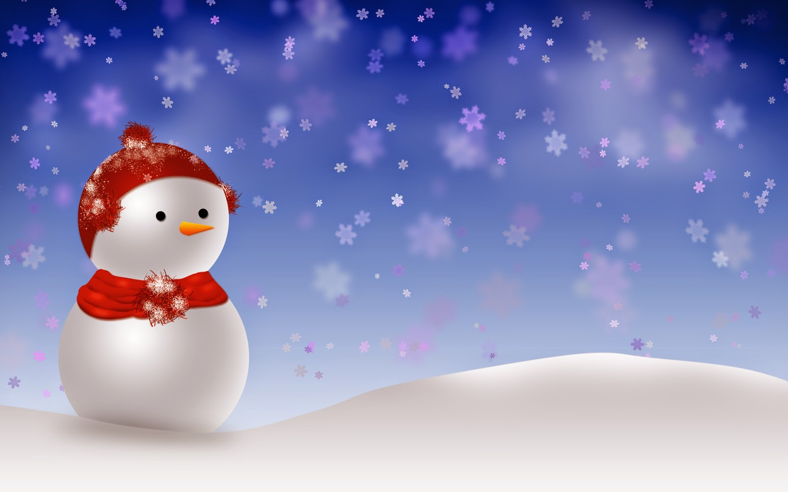 Snowman-design-template-with-snowflake-background-free-download.jpg