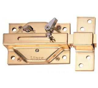 Cerraduras Lince para puertas de madera