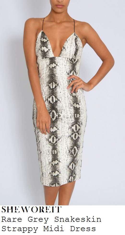 sam-faiers-grey-neutral-snakeskin-print-sleeveless-strappy-bodycon-slip-midi-dress-ibiza