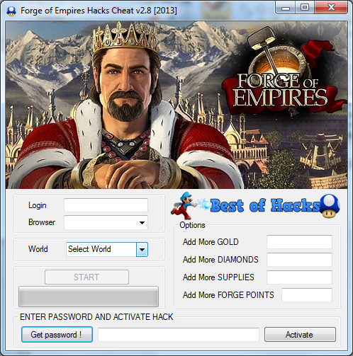 Forge of Empires Game - Free Download