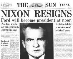 It was Nixon's five wars.