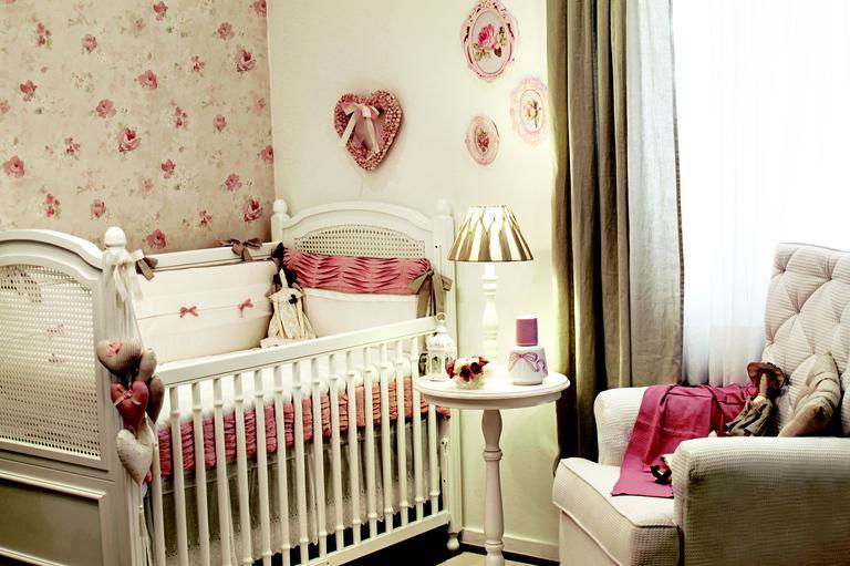 Ideias Para Decoracao Quarto De Bebe ~ Bricolage e Decora??o 7 Ideias para Decora??o de Quarto de beb?