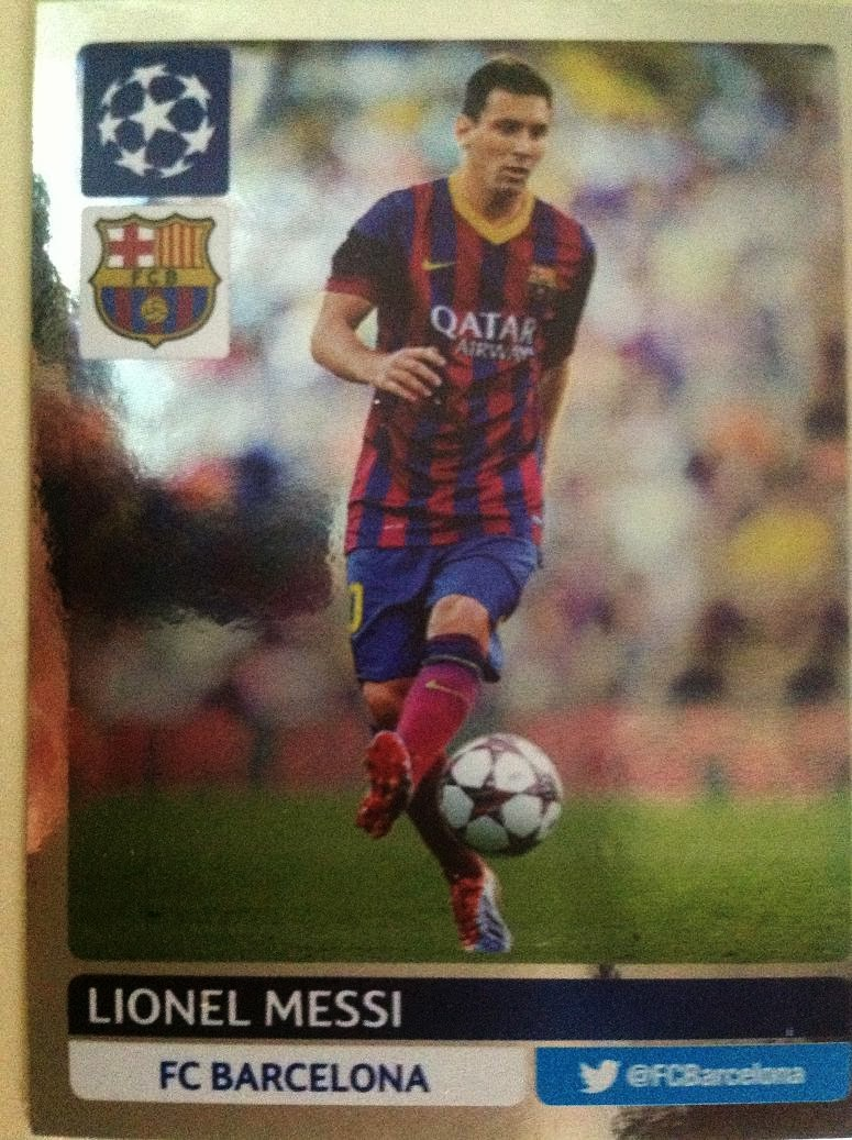 Messi Star in Action