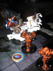 Thor's Mighty Chariot (Heroclix)