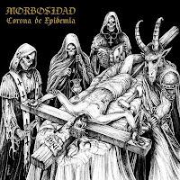 MORBOSIDAD - Corona de Epidemia (album 2017)
