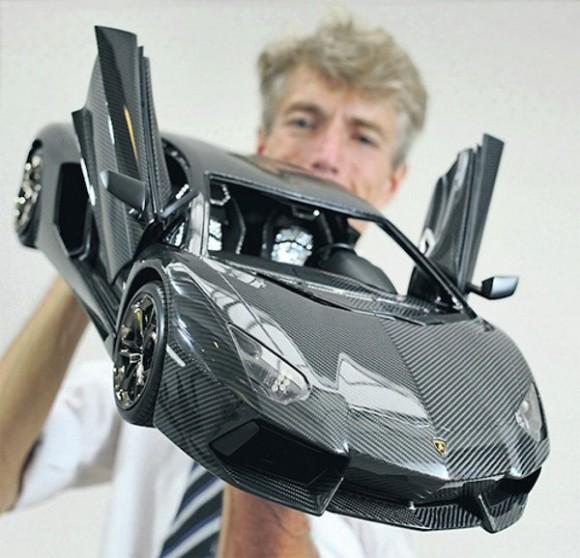 industries news 4 8 million dollar lambergini prototype