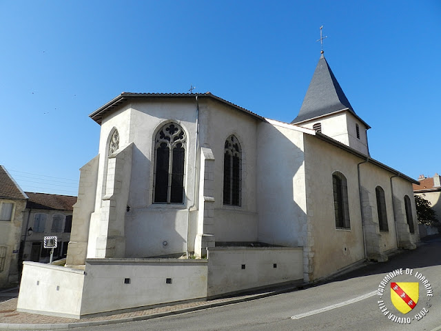 CHALIGNY (54) - église