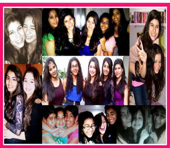 Sara Tendulkar and Sana Ganguly friendship,