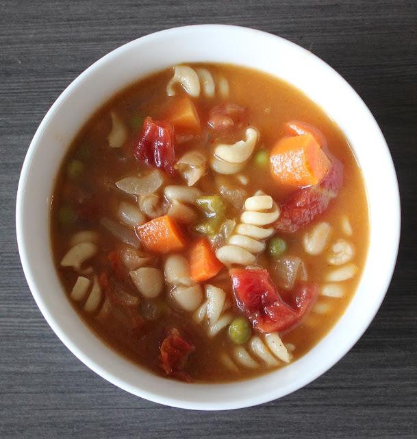 Detox Vegetable Soup | A Hoppy Medium