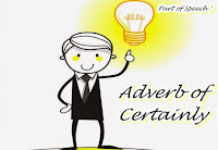 Adverb of Certainty