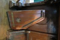 A harpsicord