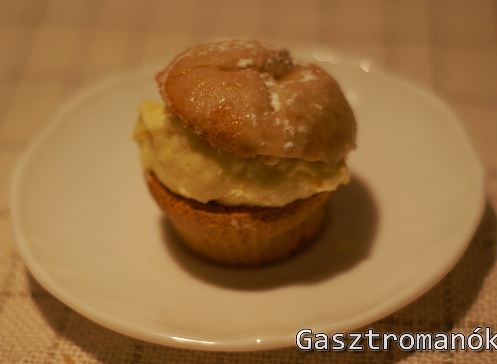 tojáslikőrös muffin