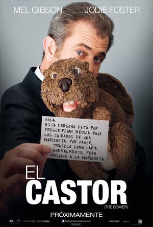 El Castor (The Beaver) (2011) (DvdRip/Avi) (Español Latino) (PL/FS)