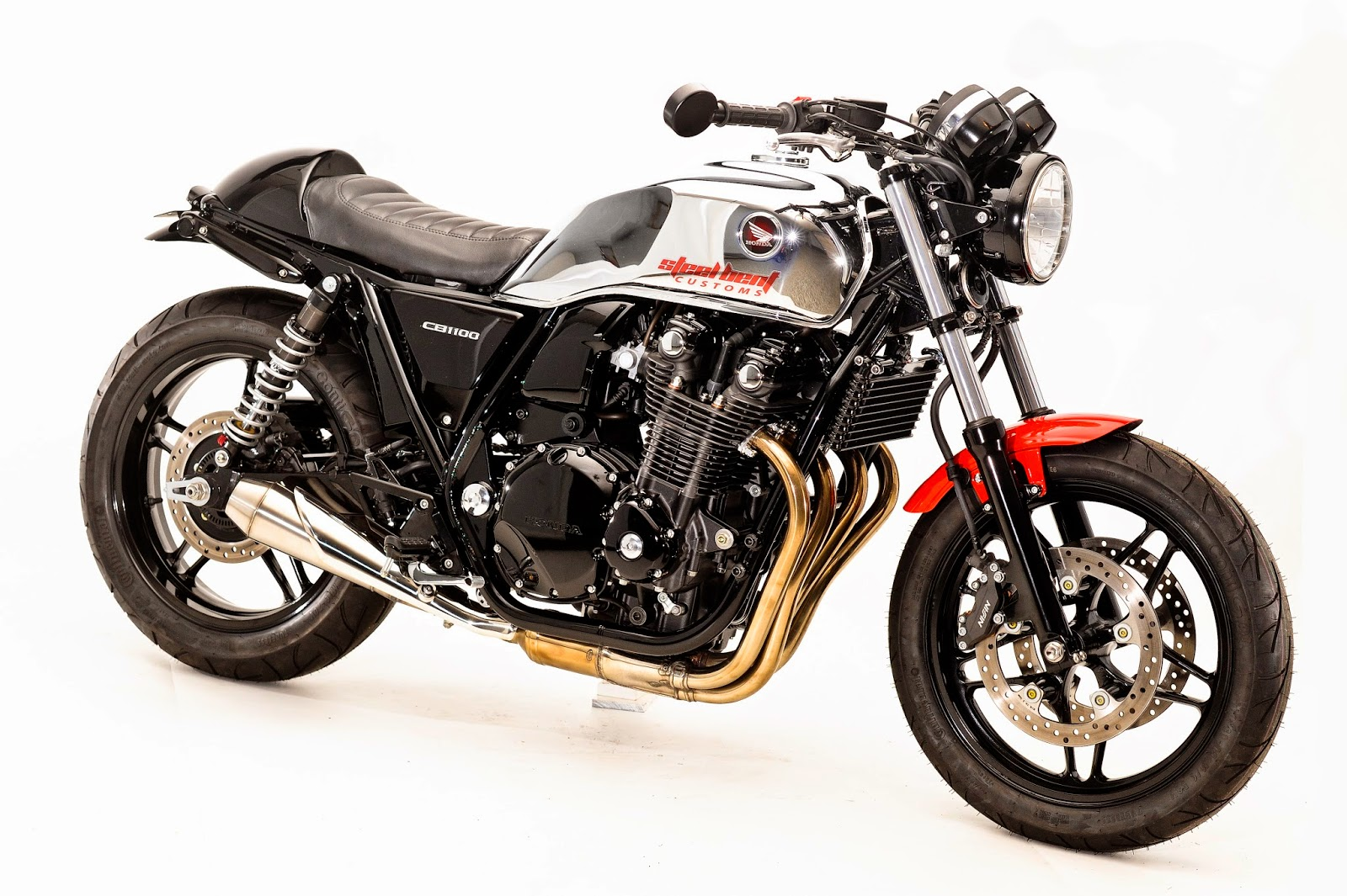 Honda CB 1100 By Steel Bent Customs