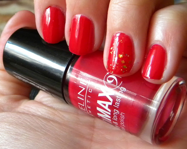 Eveline Mini Max quick dry& long lasting nail