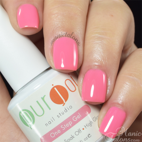 Purjoi One Step I'm So Pretty Swatch