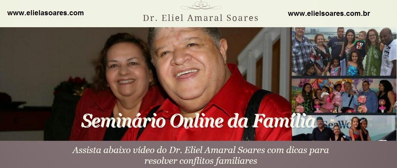 Pastor Eliel Amaral Soares