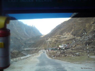 Welcome to Mana Village - the last village on the Indo-Chinese border near Badrinath in Uttarakhand