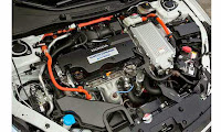 Honda Accord Hybrid More Expensive But Better Fuel Economy