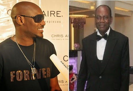 2face idibia dad dead