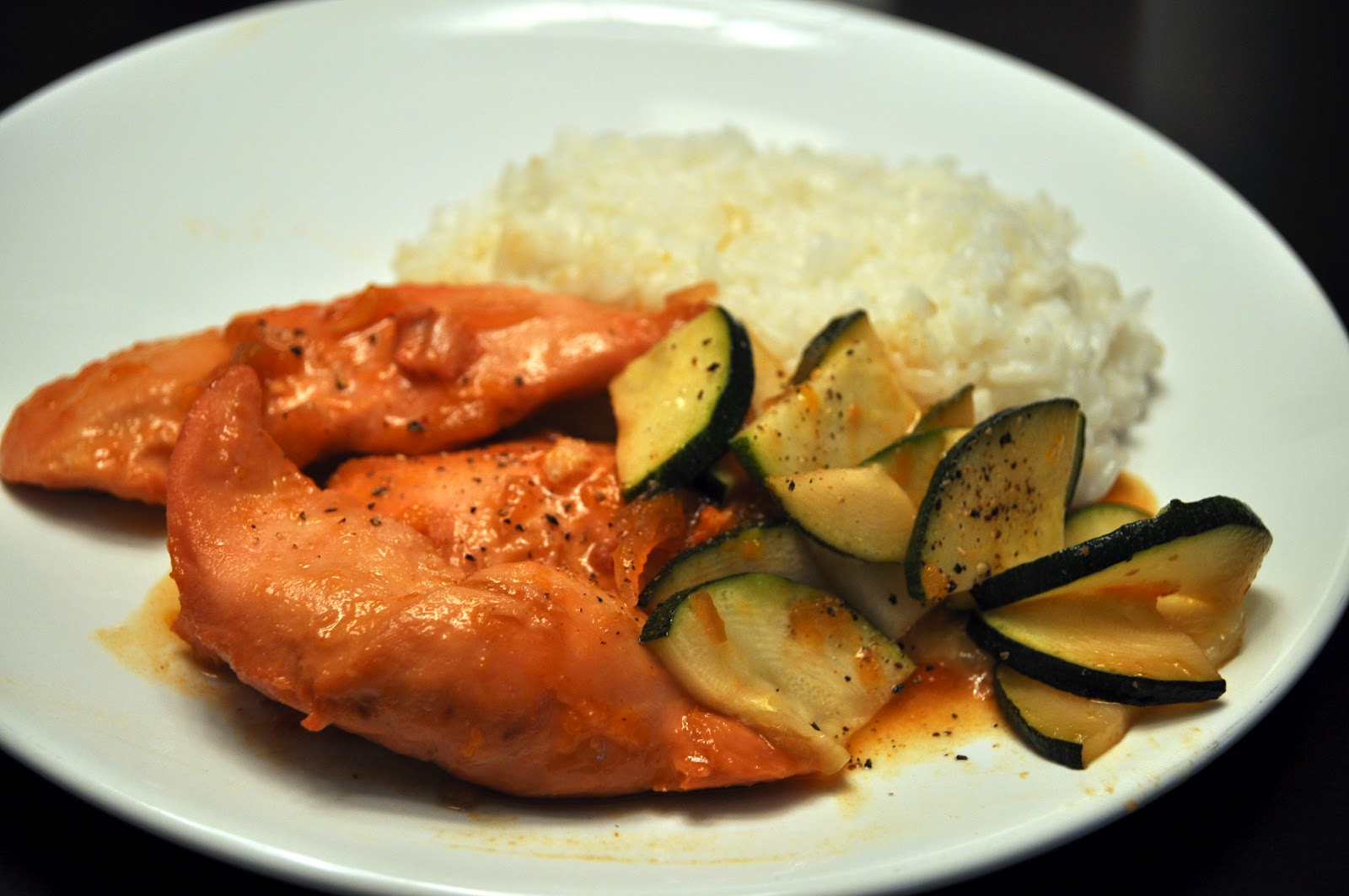 CookingwithSweetface: Apricot Chicken