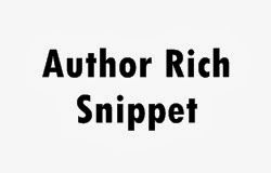 Author Rich Snippet