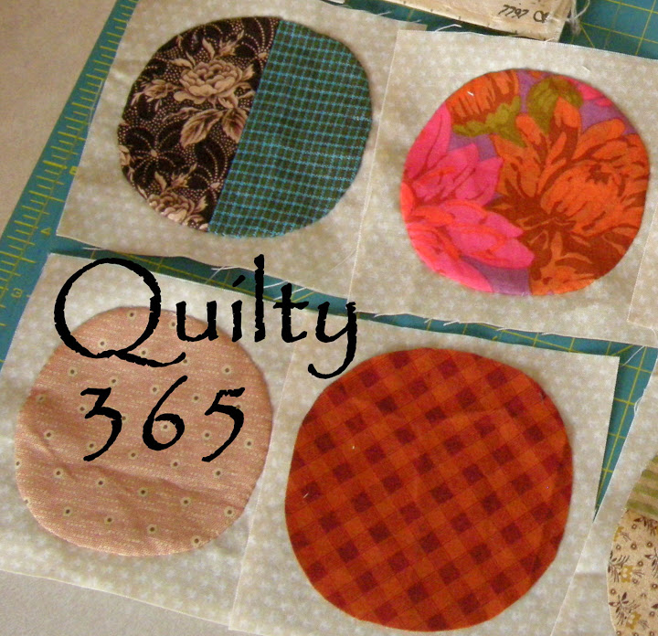In 2016 I am joining in Quilty 365
