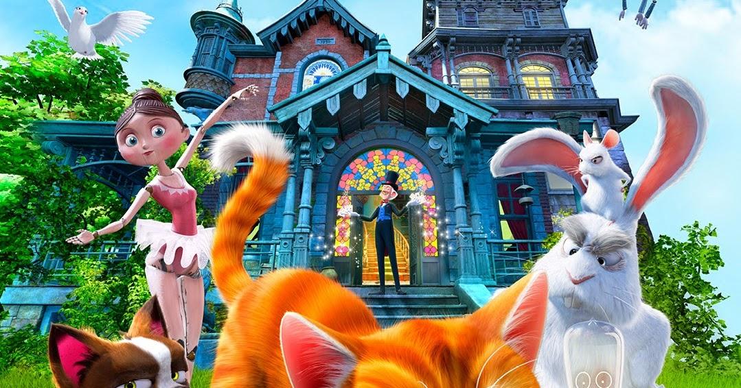 W świecie Zabawek Piorun I Magiczny Dom