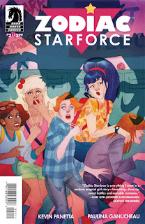 Cover for Zodiac Starforce #2