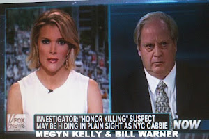 VIDEO: MEGYN KELLY & PRIVATE EYE BILL WARNER LINK KILLER TO NYC