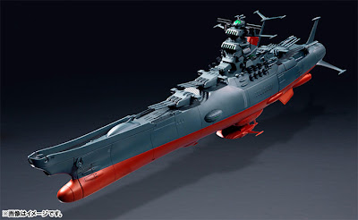 Bandai Soul of Chogokin GX-63 Space Battleship Yamato 2199