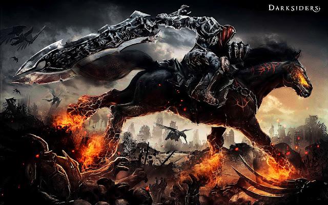 darksiders vigil games hack slash action