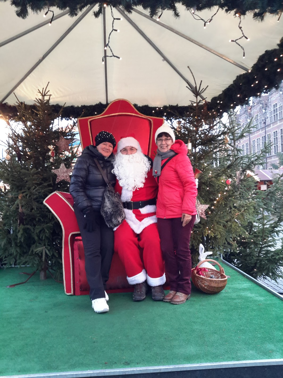 gdansk joulu 2018 Kaasua ja kaarteita   mopolla maailmalle: Gdansk Sopot Gdynia  gdansk joulu 2018