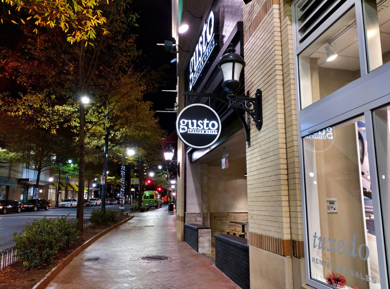 East moco gusto italian grill opens in silver spring photos for Silver spring italian kitchen