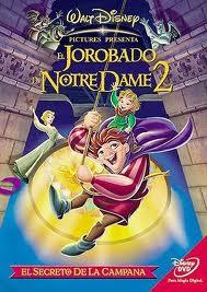 El Jorobado De Notre Dame 2 | 3gp/Mp4/DVDRip Latino HD Mega