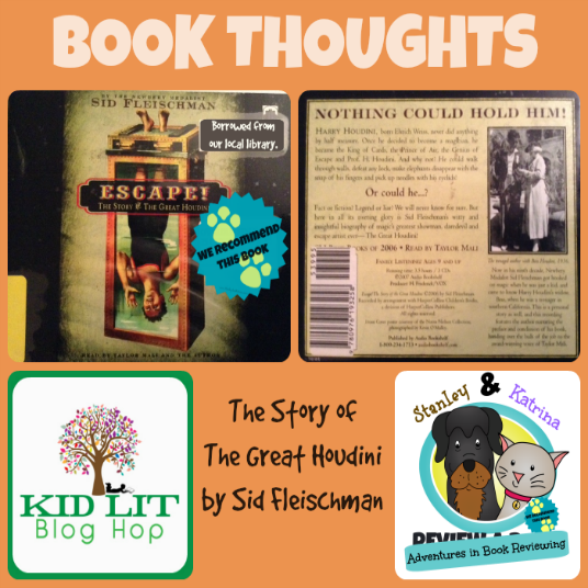 a summary of the great houdini a book about the magician ehric weiss Top 10 fascinating facts about houdini  'eric the great,' 'the king  despite writing numerous books and magazines on magic tricks, houdini was highly.