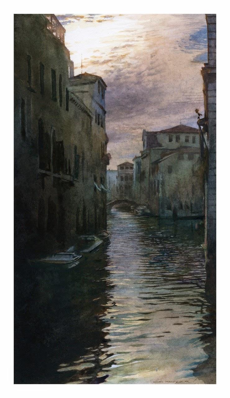 Venice Morning Sky