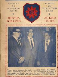 Edição Julho de 1968.