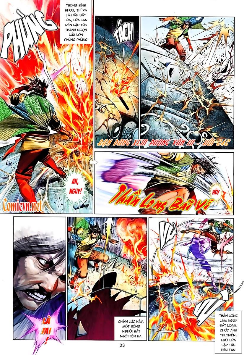 Phong Vân chap 646 Trang 3 - Mangak.info