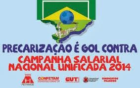 Campanha Salarial Nacional 2014