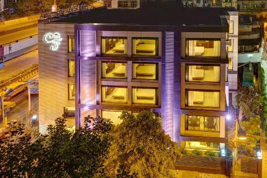 Hotels near Kolkata airport - Casa Fortuna