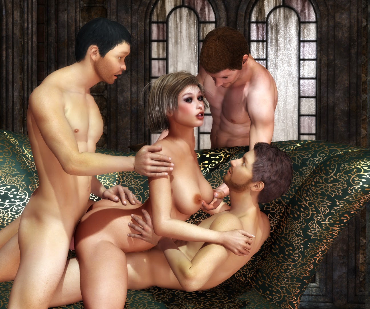 Game of war xxx sex famous slut