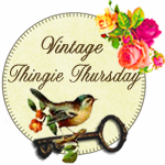 VINTAGE THINGIE THURSDAY AT COLORADO LADY